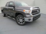 2014 Magnetic Gray Metallic Toyota Tundra SR5 Double Cab #88024338