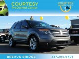 2013 Sterling Gray Metallic Ford Explorer Limited #88059712
