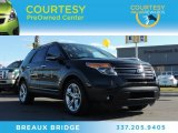 2013 Tuxedo Black Metallic Ford Explorer Limited #88059711