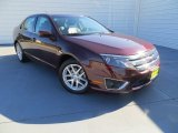 2012 Bordeaux Reserve Metallic Ford Fusion SEL V6 #88059446