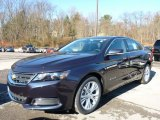 2014 Blue Ray Metallic Chevrolet Impala LT #88059357