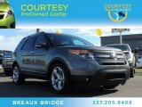 2013 Sterling Gray Metallic Ford Explorer Limited #88059710