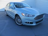 2014 Ice Storm Ford Fusion Hybrid SE #88059445