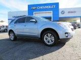 2014 Silver Topaz Metallic Chevrolet Equinox LT #88059528