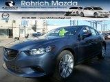2014 Blue Reflex Mica Mazda MAZDA6 Touring #88059270