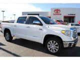 2014 Super White Toyota Tundra Limited Crewmax #88059343