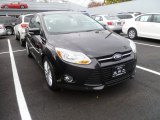 2012 Black Ford Focus SEL 5-Door #88059689