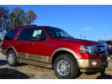 2014 Ruby Red Ford Expedition XLT #88059337