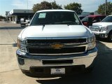 2012 Chevrolet Silverado 2500HD LS Extended Cab 4x4 Data, Info and Specs