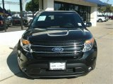 2011 Tuxedo Black Metallic Ford Explorer Limited #88059251