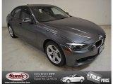 2014 Mineral Grey Metallic BMW 3 Series 328d Sedan #88059509