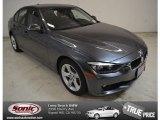 2014 Mineral Grey Metallic BMW 3 Series 328i Sedan #88059505