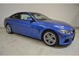 2014 BMW 4 Series Estoril Blue