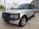 2007 Land Rover Range Rover Zermatt Silver Metallic