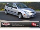 2003 CD Silver Metallic Ford Focus ZX5 Hatchback #88059134