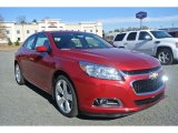 2014 Chevrolet Malibu Crystal Red Tintcoat