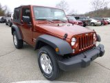 Jeep Wrangler Data, Info and Specs