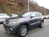 2014 Granite Crystal Metallic Jeep Grand Cherokee Limited 4x4 #88059572