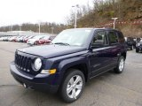 2014 True Blue Pearl Jeep Patriot Latitude 4x4 #88059570