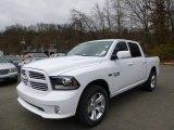 2014 Bright White Ram 1500 Sport Crew Cab 4x4 #88059569
