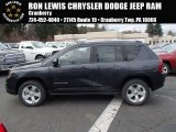 2014 Maximum Steel Metallic Jeep Compass Latitude 4x4 #88059300