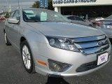 2010 Brilliant Silver Metallic Ford Fusion SEL #88103744