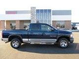 Patriot Blue Pearlcoat Dodge Ram 1500 in 2002