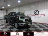 2007 Black Toyota Tundra SR5 Double Cab #88103726