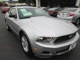2011 Ingot Silver Metallic Ford Mustang V6 Coupe #88103722