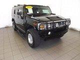 2004 Hummer H2 Black