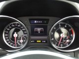 2014 Mercedes-Benz SLK 55 AMG Roadster Gauges