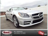 2014 Iridium Silver Metallic Mercedes-Benz SLK 350 Roadster #88103903
