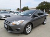 2014 Sterling Gray Ford Focus SE Sedan #88103707