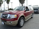 2014 Ruby Red Ford Expedition EL XLT #88103701