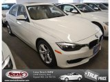 2014 Alpine White BMW 3 Series 328d Sedan #88104247