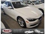 2014 Alpine White BMW 3 Series 328d Sedan #88104246