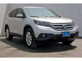 2014 Alabaster Silver Metallic Honda CR-V EX #88104063