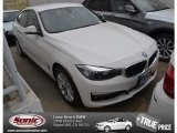 2014 Alpine White BMW 3 Series 328i xDrive Gran Turismo #88104241