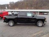2014 Black Chevrolet Silverado 1500 LT Crew Cab 4x4 #88103871