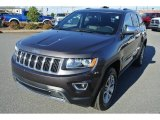 2014 Granite Crystal Metallic Jeep Grand Cherokee Limited 4x4 #88104587