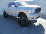 2012 Bright Silver Metallic Dodge Ram 1500 Sport Quad Cab #88104196