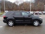 2014 Tuxedo Black Ford Explorer XLT 4WD #88103862