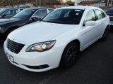 2014 Bright White Chrysler 200 Limited Sedan #88103544