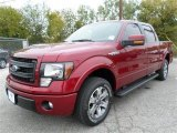 2013 Ruby Red Metallic Ford F150 FX2 SuperCrew #88103683