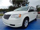 2008 Chrysler Town & Country Stone White