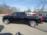 2014 Black Chevrolet Silverado 1500 LT Crew Cab 4x4 #88104717