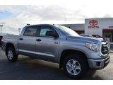 2014 Silver Sky Metallic Toyota Tundra SR5 Crewmax 4x4 #88104017