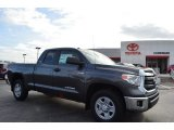 2014 Magnetic Gray Metallic Toyota Tundra SR5 Double Cab #88104016