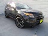 2014 Tuxedo Black Ford Explorer Sport 4WD #88104180