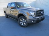 2014 Sterling Grey Ford F150 FX4 SuperCrew 4x4 #88104179
